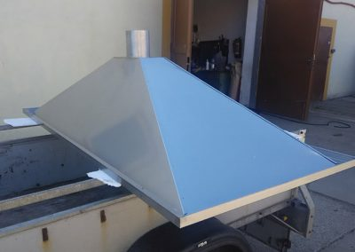 Strojírenská výroba Horák (SVH) Digestoř