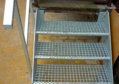 Strojírenská výroba Horák (SVH) Schody a zábradlí