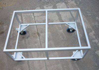 Strojírenská výroba Horák (SVH) Manipulační vozíky