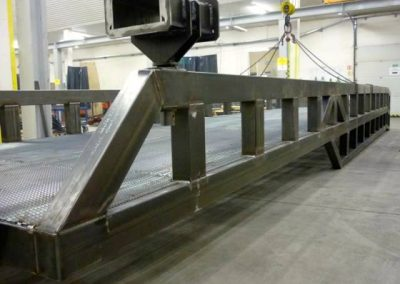 Strojírenská výroba Horák (SVH) Konstrukce