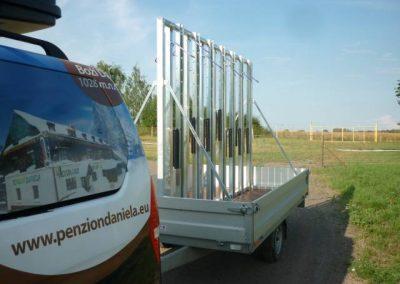 Strojírenská výroba Horák (SVH) Stojan na kola
